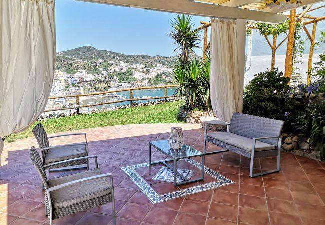 Appartamento a Ponza - Turistcasa - Un sogno nel cassetto 2 -