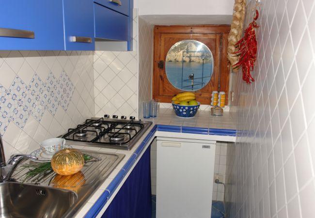 Appartamento a Ponza - Turistcasa - L'archetto 18 -