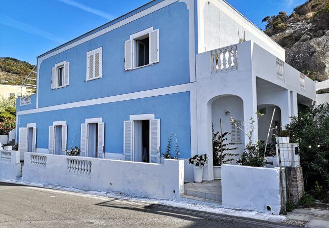 Affitto per camere a Ponza - b&b Casa d'aMare  - Granello di Sabbia-
