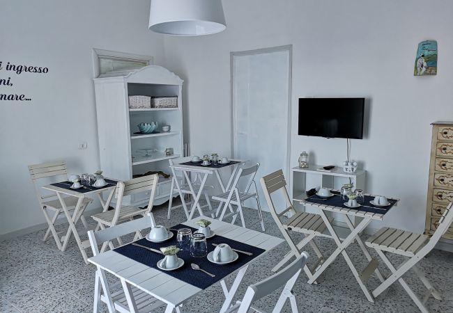 Affitto per camere a Ponza - b&b Casa d'aMare  - matrimoniale con terrazzo vist