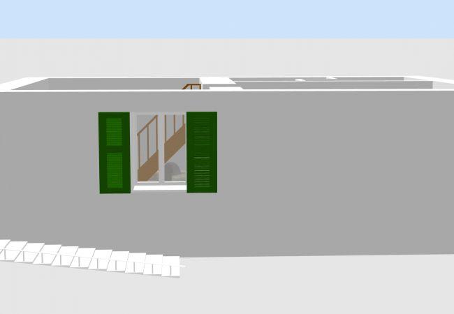Appartamento a Ponza - Turistcasa - Il Ballatoio 83 -