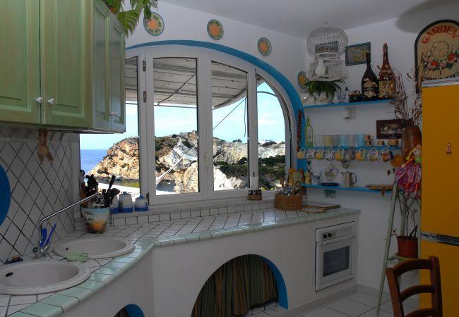 Appartamento a Ponza - Fontana 80