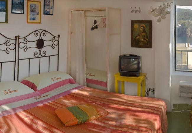 Affitto per camere a Ponza - b&b La Limonaia a mare 01