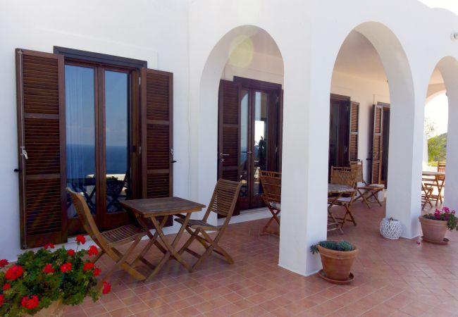 Affitto per camere a Ponza - B&B Il  Gabbiano Junior Suite