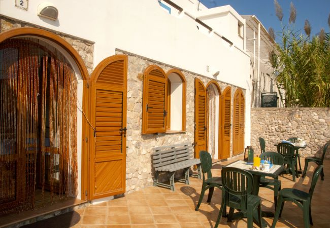 Appartamento a Ponza - Turistcasa - I Conti 1002 -