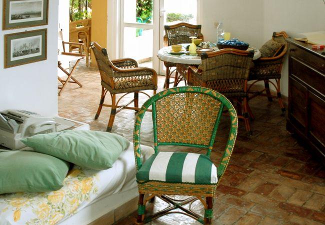 Affitto per camere a Ponza - b&b La Limonaia a mare 03