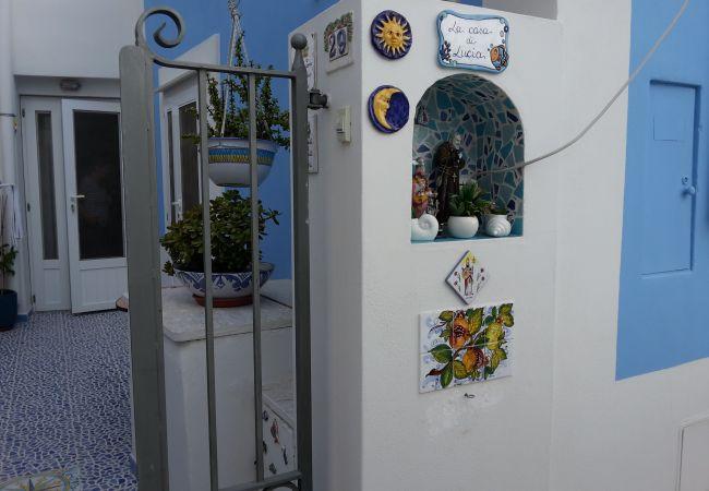 Appartamento a Ponza - La casa di Lucia