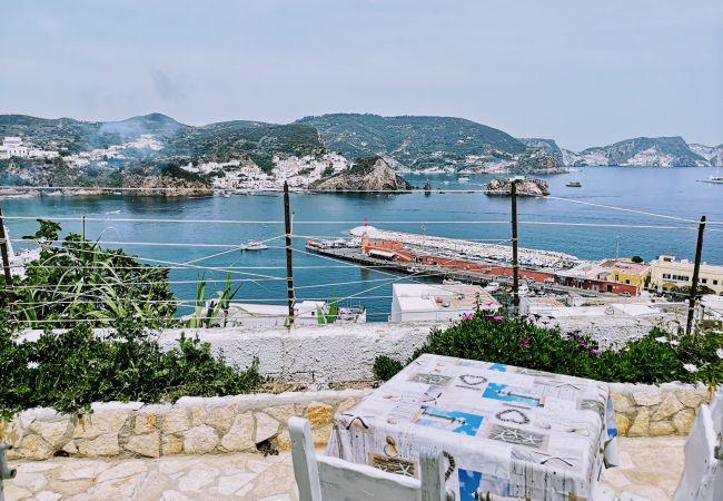 Ferienwohnung in Ponza - Turistcasa - Scotti 26 -