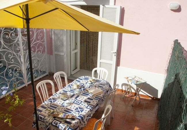 Ferienwohnung in Ponza - Turistcasa - Casa degli Angeli 13 -