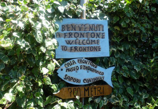 Ferienwohnung in Ponza - Turistcasa - Frontone 48 -