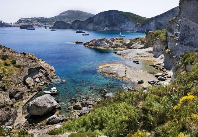Ferienwohnung in Ponza - Turistcasa - Frontone 47 -