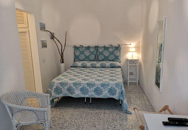 Zimmeranmietung in Ponza - b&b Casa d'aMare - Acqua di sale -