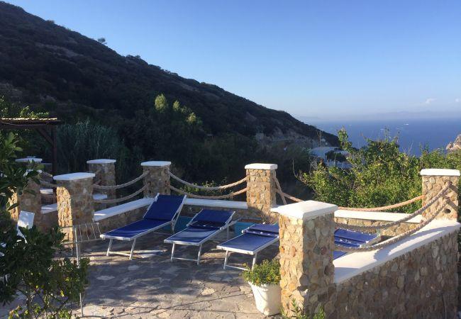 Ferienwohnung in Ponza - Turistcasa - Sotto Campo 123 -