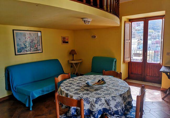 Apartment in Ponza - Turistcasa - L'archetto 18 -