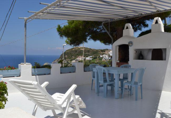 Apartment in Ponza - Turistcasa - Cala Feola 179 -