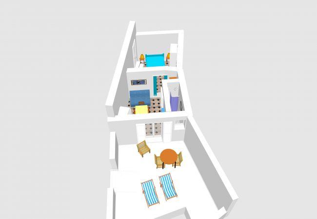 Apartment in Ponza - Turistcasa - Frontone 48 -