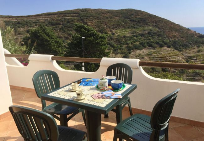 Apartment in Ponza - I Conti 1001