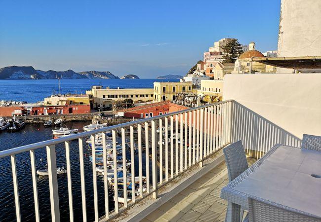 Appartement à Ponza - Turistcasa - Corridoio 34 -