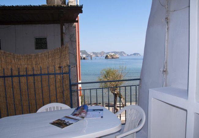 Апартаменты на Ponza - Turistcasa - La Casetta 31 -