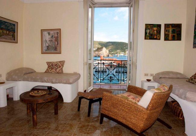 Апартаменты на Ponza - Turistcasa - Il Balconcino 27 -