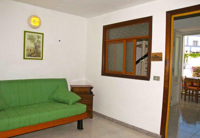 Апартаменты на Ponza - Turistcasa - Chiaia 33 -