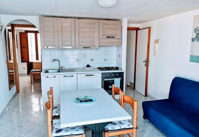 Апартаменты на Ponza - Turistcasa - Corridoio 34 -