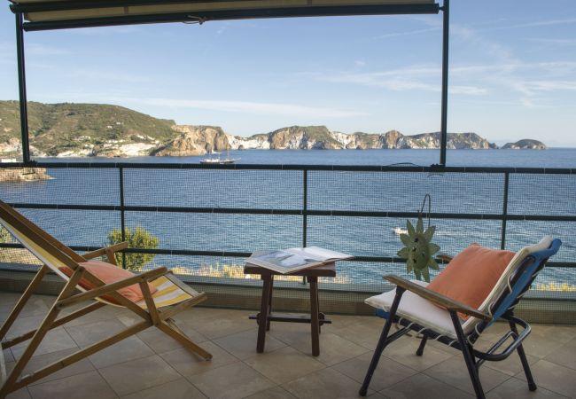 Апартаменты на Ponza - Turistcasa - Il soldino 46 -