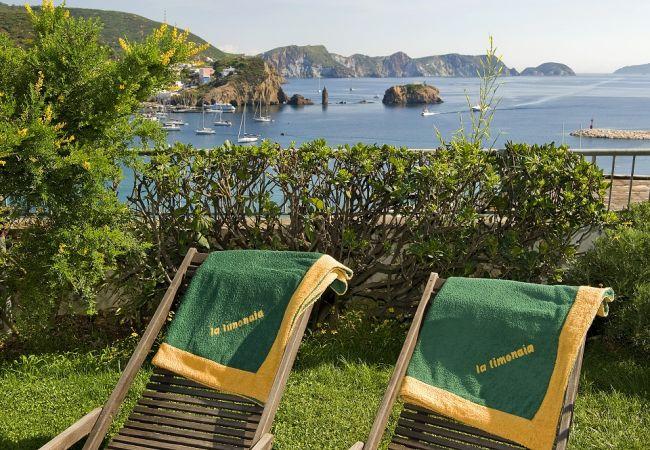 Rent by room на Ponza - b&b La Limonaia a mare 01